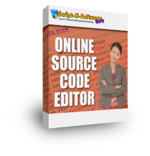 Pay for Online Source Code Editor (Master Resell)