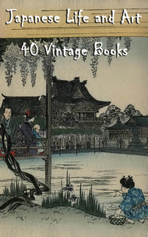 Pay for Japanese Life and Art, 40 vintage book files