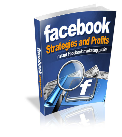 Pay for Facebook Strategies and Profits with Master Resale Rights