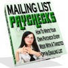 Thumbnail Mailing List Paycheck - How to Write Your Own Paycheck