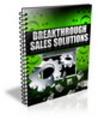 Thumbnail Breakthrough Sales Solutions - Maximize Your Profits