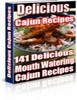 Thumbnail Delicious Cajun Recipes - 141 Delicious Cajun Recipes