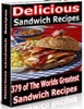 Thumbnail Delicious Sandwich Recipes - 379 Great Sandwich Recipes