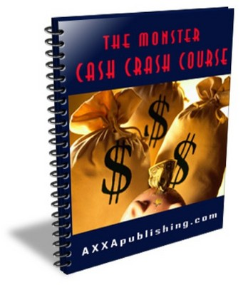 Pay for The Monster Cash Crash Course