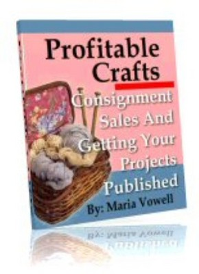 Profitable crafts vol 2 consignment sales getting for Profitable crafts
