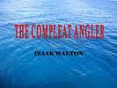 Thumbnail THE COMPLEAT ANGLER ebook by IZAAK WALTON