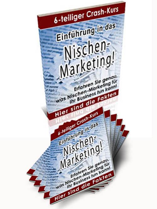 Pay for Einführung in das Nischen-Marketing, PLR