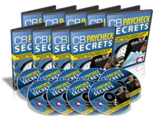 Pay for CB Paycheck Secrets Video Course - Master Resale Rights
