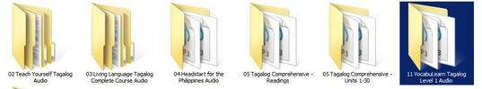 Thumbnail Tagalog  Filipino  Language Learning Pack