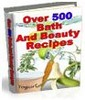 Thumbnail 500 Bath & Beauty Recipes