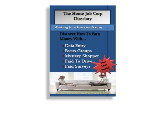 Pay for The Home Job Corp Directory