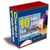 Thumbnail 10 Easy Steps to a Google Friendly Page * with MRR*