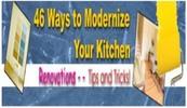 Thumbnail 46 Ways to Modernize Your Kitchen