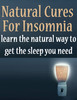 Thumbnail Natural Cures for Insomnia