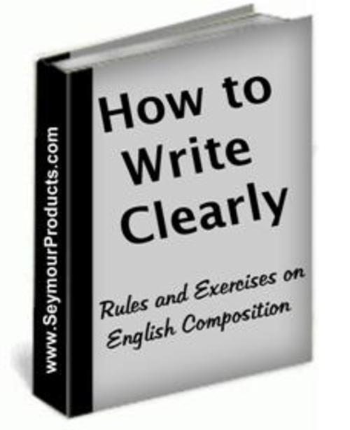 Pay for How to Write Clearly