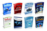 Thumbnail 100 Social Media eBooks With Master Resell Rights