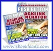 Thumbnail Push Button Backlink Generator With Master Resell Rights !!