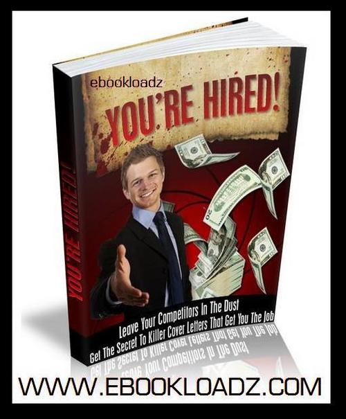 Pay for You´re Hired Ebook With MRR Land Your Dream Carreer NEW !!