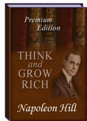 Thumbnail Think and Grow Rich eBook By: Napoleon Hill + Resell Rights