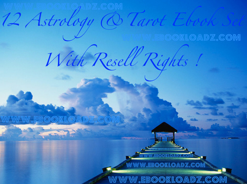 Thumbnail 12 Astrology And Tarot Ebook Set With Resell Rights !