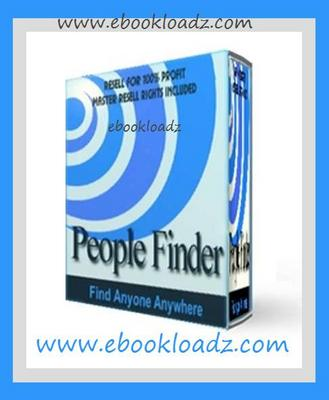 Pay for Find People Fast ! Software Includes Master Resell Rights !!