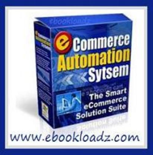 Pay for E-commerce Automation System, E-mail, Shopping Cart & Autoresponder Script