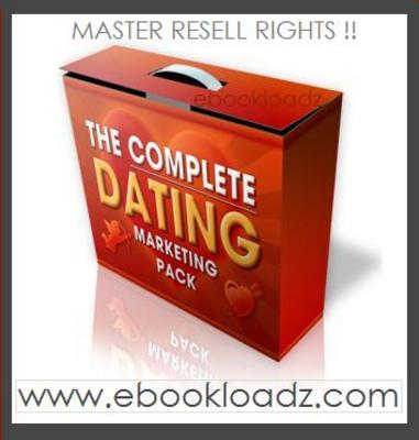 Pay for The Complete Dating Marketing Pack With Master Resell Rights ! NEW + BONUSES