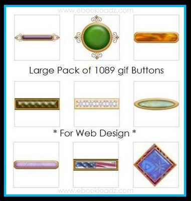 Pay for 1089 gif Buttons for Web Design - DOWNLOAD INSTANTLY !