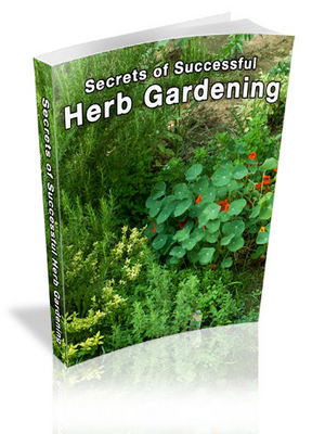 Pay for Secrets of Successful Herb Gardening