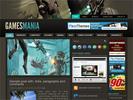 Thumbnail Gamer Wordpress Theme Games Mania
