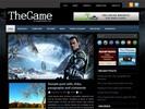 Thumbnail  Game Wordpress Themes-The Game