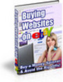 Thumbnail How to buy websites on Ebay