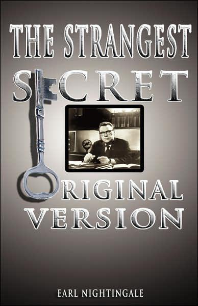 Thumbnail Earl Nightingale -The Strangest Secret audio book