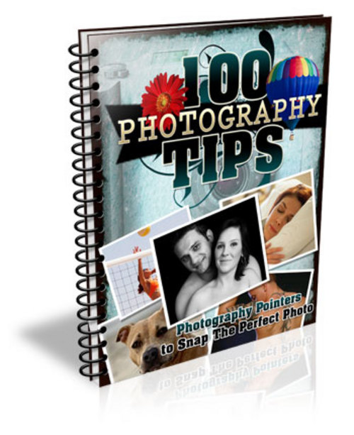 Pay for 100 Photography Tips