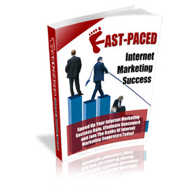 Thumbnail Fast Paced Internet Marketing Success