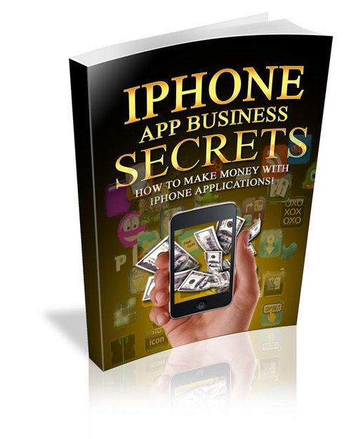 Pay for Iphone app Business secrets