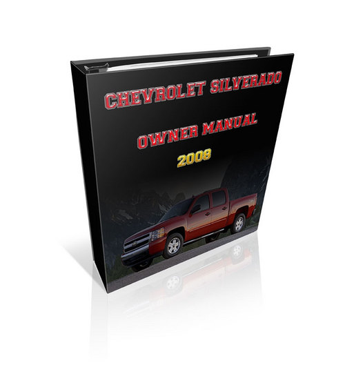Chevrolet Manual on Silverado 2008