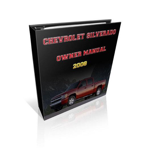Free 2008 Chevrolet Silverado Manual  Download thumbnail