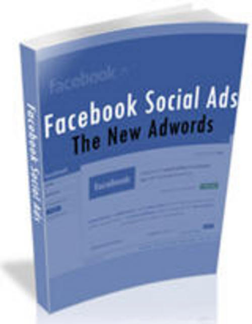 Pay for facebook social ads the new adwords