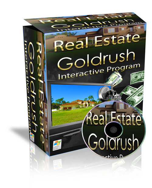Pay for Real Estate Goldruch Interactive program
