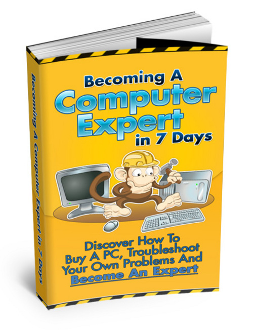 Pay for Becoming A Computer Expert In 7 Days!!