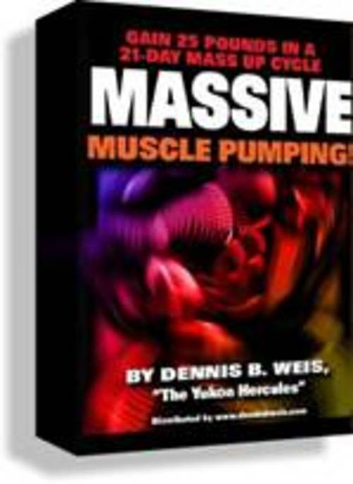 Pay for Massive Muscle Pumping
