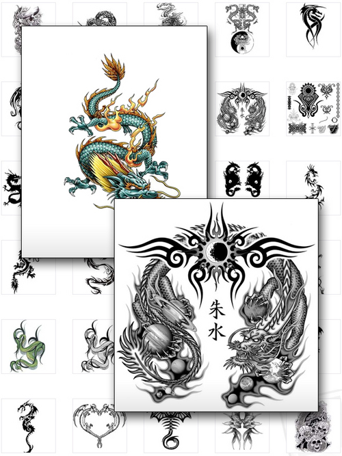 Pay for Tattoo Art Work  Collection