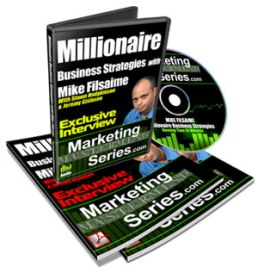 Thumbnail Mike Filsaime- Millionaire Business Strategies