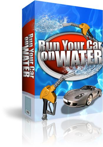 Thumbnail  Run your car on water-EBOOK