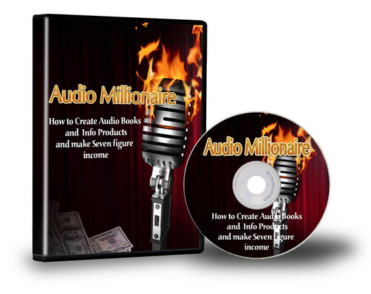 Thumbnail **NEW**Audio Millionaire- How to Create Audio books