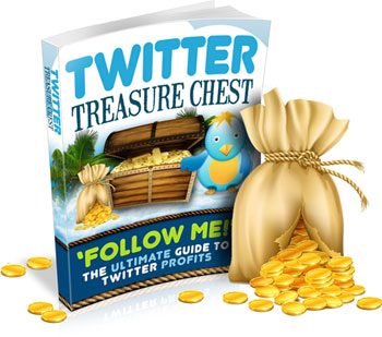 Thumbnail Twitter Treasure Chest With Master Resale Rights!!!!