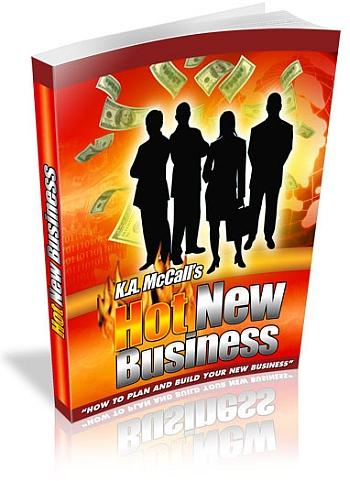 Thumbnail Hot New Business