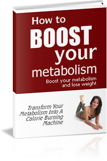 Thumbnail how to boost Metabolism and lose weight