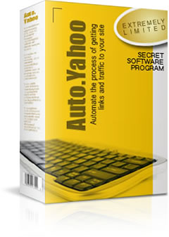 Pay for **NEW*AUTO YAHOO SOFTWARE - GETUNLIMITED TRAFFIC FROM YAHOO